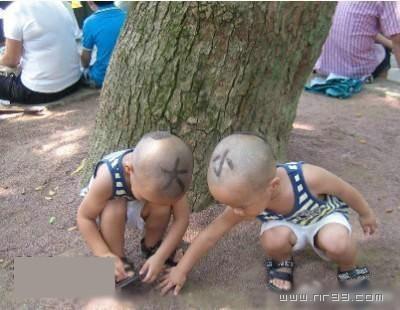 這樣分哥哥和弟弟,很有趣嗎?