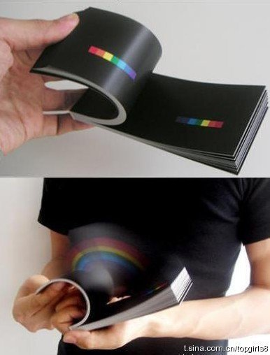 如果屋裡出現一道彩虹,妳就嫁给我吧。。。