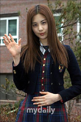九位少女時代素顏相~!!!素顏也很漂亮!!!