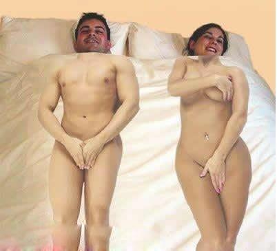 夫妻在裸睡嗎?