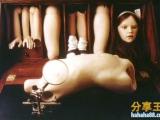 據說是日本用死人皮做的娃娃!