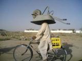 印度人的騎車方式