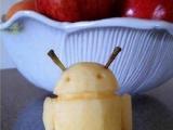 原來Android出自於蘋果............