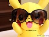 帶了墨鏡還是一樣可愛
