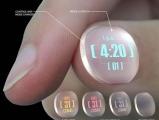*超酷*的 指甲手錶!