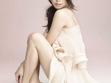 素顏也很美的 女神徐若瑄!