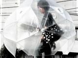 包全身雨傘