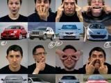 汽車也是有個性,有表情的~