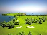 馬爾代夫:漂浮高爾夫球場在建