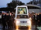 教皇的賓士汽車
