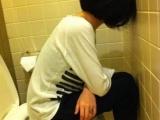 你喜欢这样厕所吗!方便睡觉。。