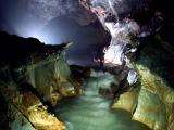 地球最大洞穴 地底「韓松洞」探秘