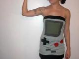 最新動感十足的遊戲機衣服