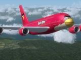 用彈弓發射的飛機