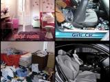 女生的房間和車,男生的房間和車
