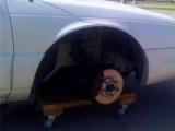輪胎壞了沒關系,哥有妙招