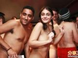 紐約青年大玩「裸體派對」