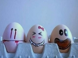 雞蛋加上表情會好吃一點嗎?