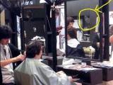 剪髮有靈體