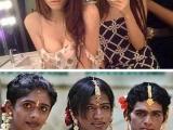 泰國人妖 vs 印度人妖