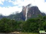 世界上落差最大的瀑布——天使瀑布