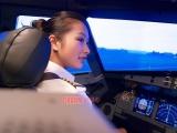 史上最美的客機女飛行員