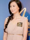 陳法拉出席美食活動 淡雅裝扮展迷人笑容