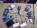 山寨 iPhone 充電器