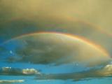 十大奇特彩虹景觀