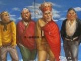 如果給你一次去西天取經的機會,選3個做你的徒弟,你會選誰?