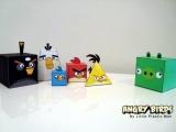 可摺的 Angry birds (憤怒鳥) ! 快下載, 好美呵!