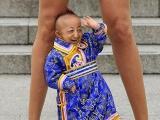健力士紀錄大全 長腿女遇上矮小男