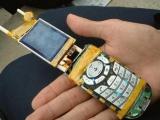 看了他的手機,我認為我太浪費了