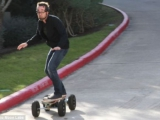美研制大脑意念控制滑板:最高时速48公里