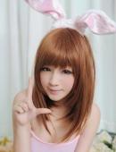 萌-乖兔兔私房照