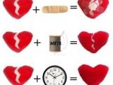心碎了怎麼辦?