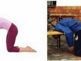酒鬼和瑜伽-第四姿势