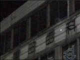 廢棄病院拍到鬼影