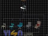 人的一生坐的椅子....