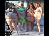 個大國家精選出來的Bikini豐滿美女!