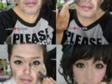 神奇的化妝