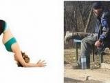 酒鬼和瑜伽-第六姿势