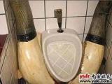 匪夷所思的洗手間