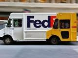 有趣的Fedex廣告