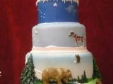 給妹妹的生日蛋糕