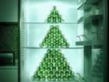 最有創意的聖誕樹!!