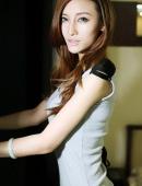 美女模特徐茜兒