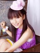清純日系美女甜美笑容可愛寫真
