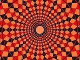 神奇圖片大合集:你看見了一個旋渦嗎?其實它們是一個個同心圓