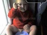可愛寶寶讓人爆笑的表情